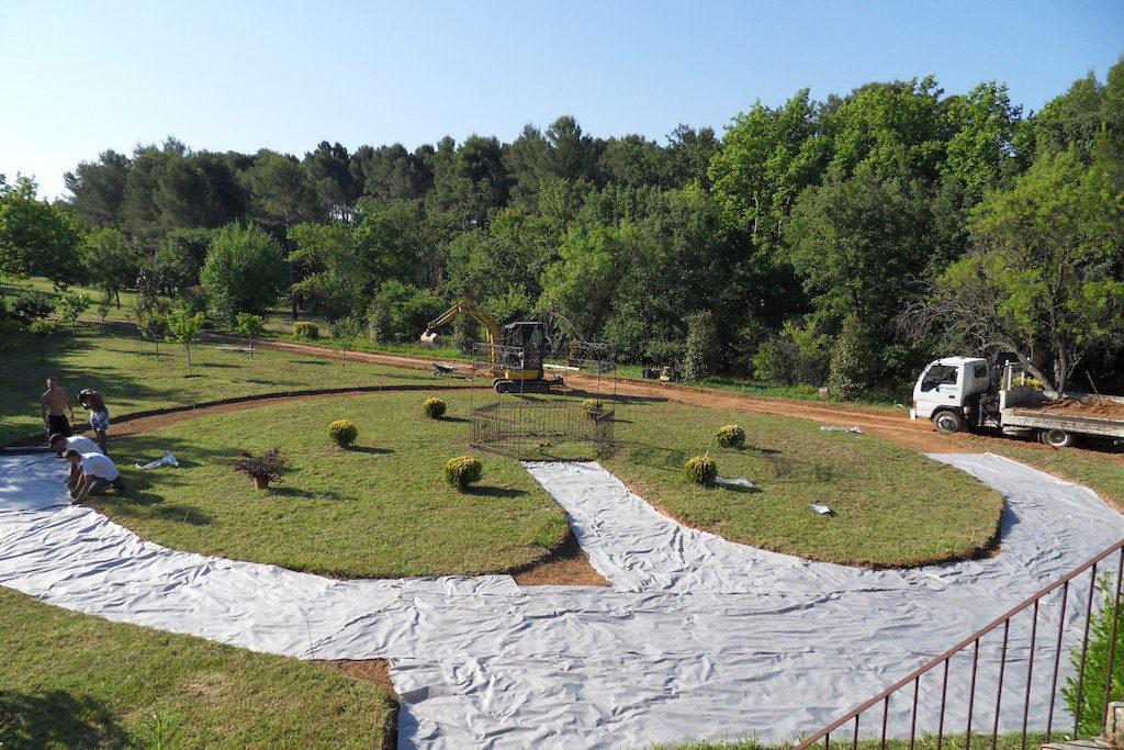 Jardin la fran aise gp jardin - Jardin a la francaise caracteristique ...
